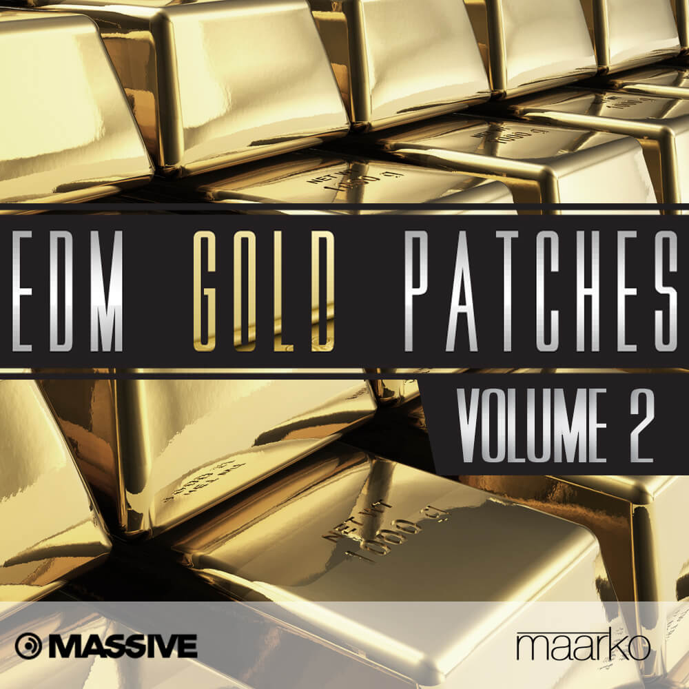 EDM Gold Patches Vol.2