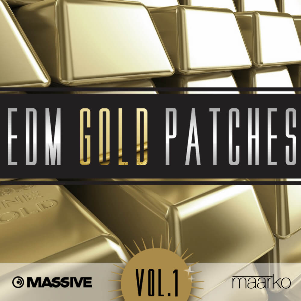 EDM Gold Patches Vol. 1