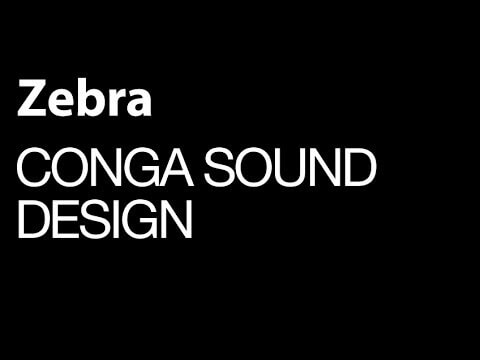 How To Create A High Conga Percussion Sound
