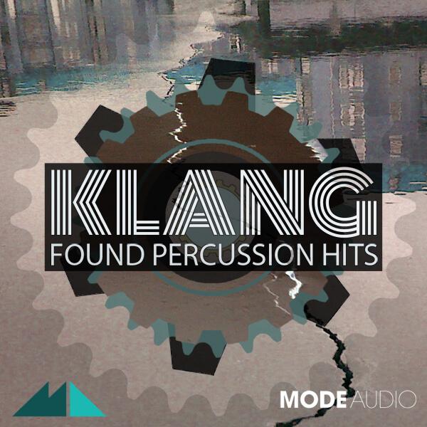 Klang: Found Percussion Hits