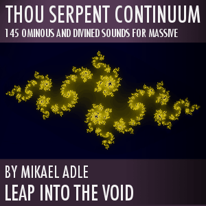Thou Serpent Continuum Demo - Free Massive Presets