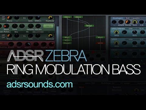 Make Crazy Bass Sounds With Ringmodulation