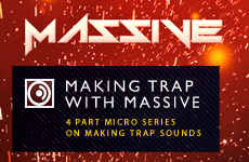 Creating Trap Sounds In Massive