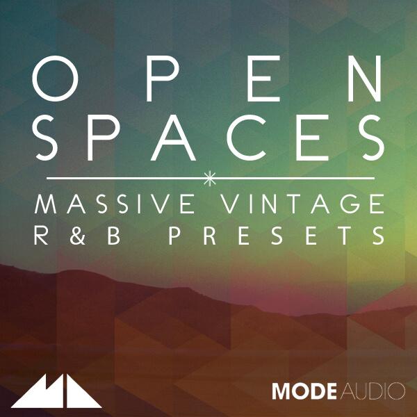 Open Spaces – Massive Vintage R&B Presets