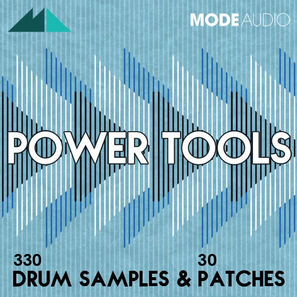 Power Tools: Drum Samples