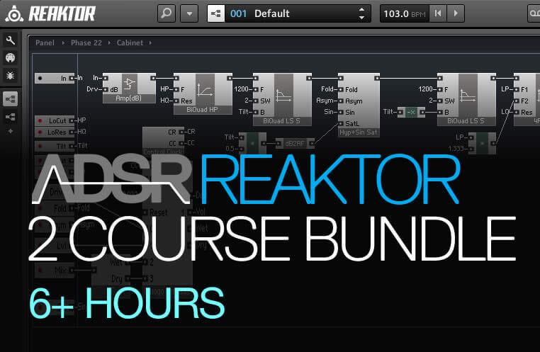 Master Reaktor - Masterclass Bundle