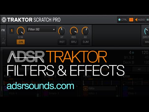 Traktor - All 3 Filter:92 Effects