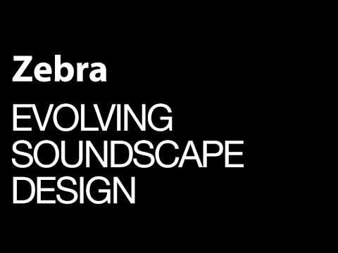 U-He Zebra 2 - Evolving Soundscape Sound Design