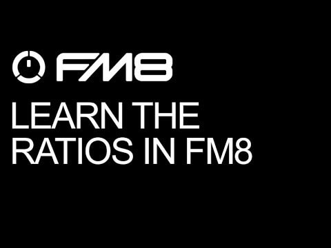 Understanding How To Use The Ratios In FM8