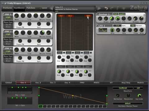 Zebra Oscillators Overview