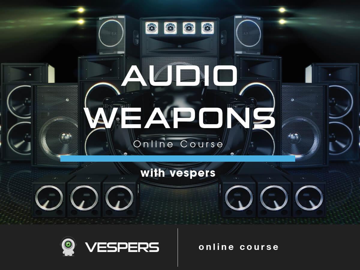 Vespers - Audio Weapons - ADSR