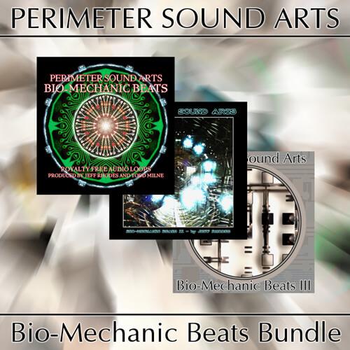 Bio-Mechanic Beats Triple Bundle