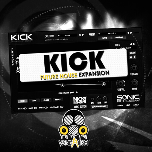 KICK: Future House Expansion