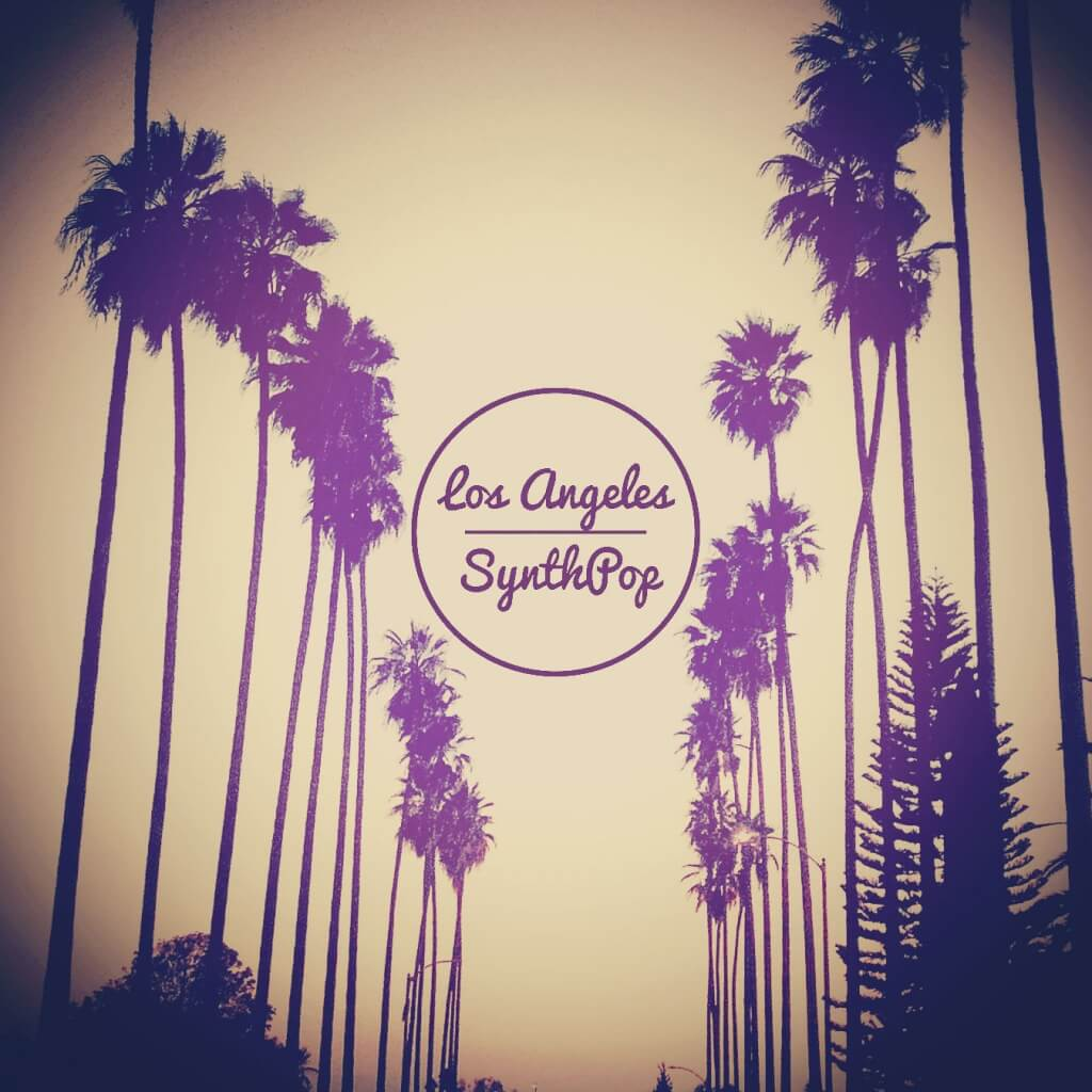 Los Angeles_SynthPop Cover
