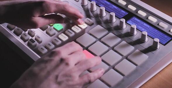 Composing a Beat in NI Maschine - ADSR