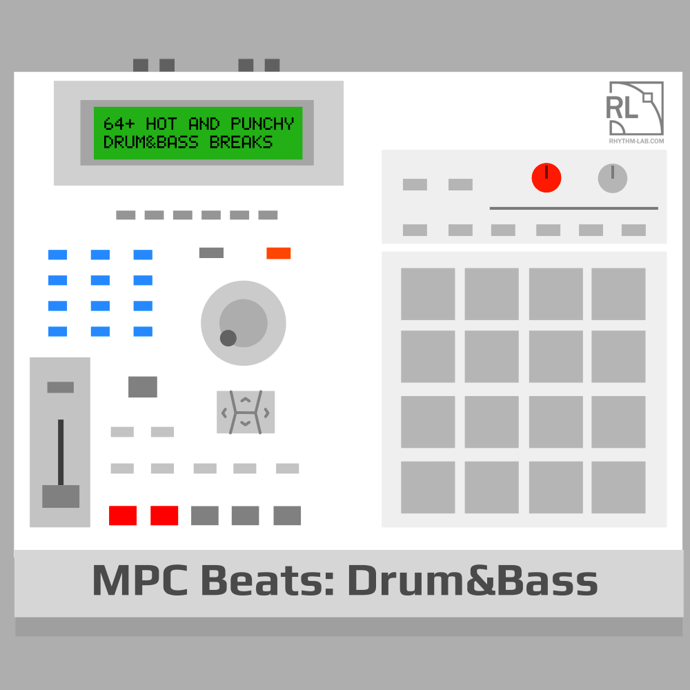 MPC Beats: Drum&Bass