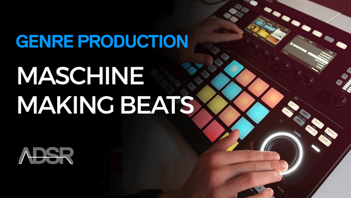 Composing a Beat in NI Maschine