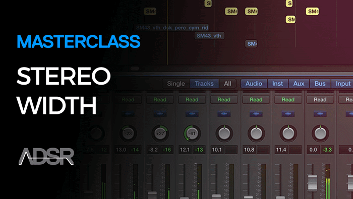 Stereo Width - How To For Improving Your Stereo Mixing