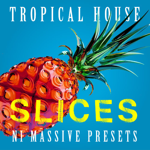 Slices - Tropical House Presets for NI Massive