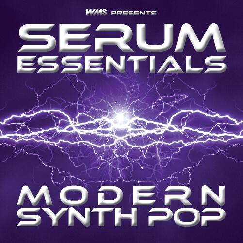 Serum Essentials: Modern Synth Pop