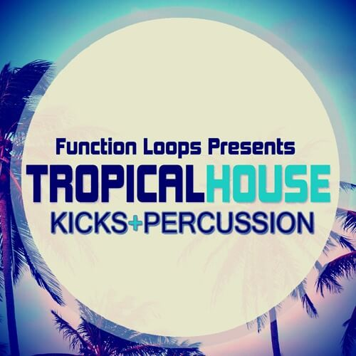 Tropical House Kicks & Percussion