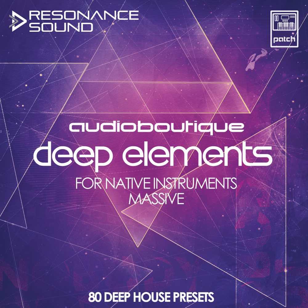 Audio Boutique - Deep Elements for Massive