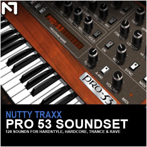 Nutty Traxx - Pro 53 Soundset