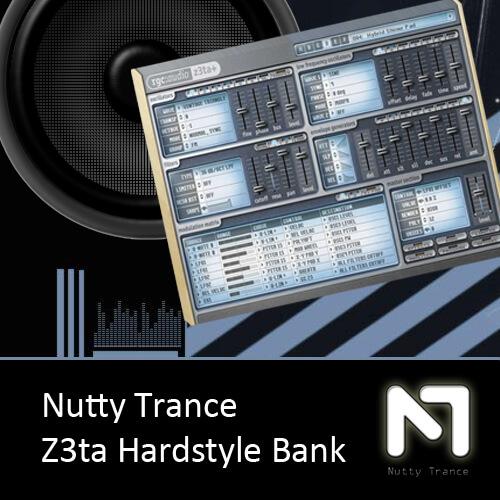 Nutty Traxx - Z3ta Hardstyle Bank