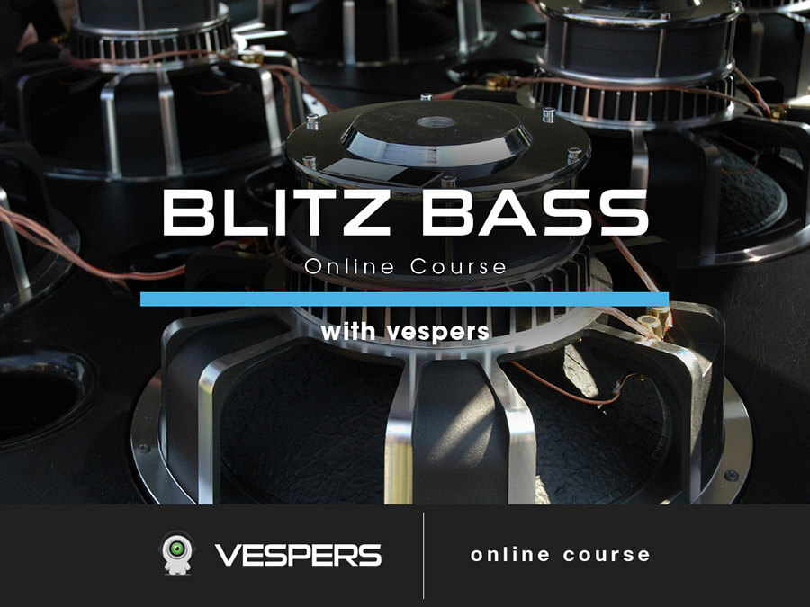Blitz Bass Sound Design Ultra Class - ADSR