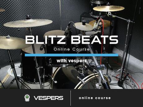 Blitz Beats Sound Design Ultra Class