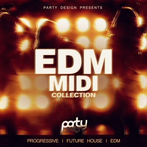 EDM MIDI Collection Vol 1