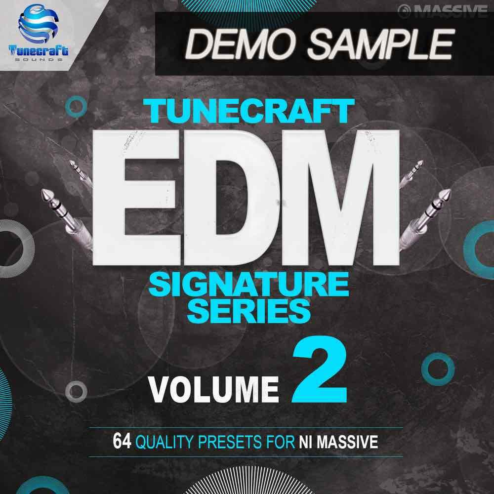 EDM Signature Series Vol. 2 Demo - Free Massive Presets
