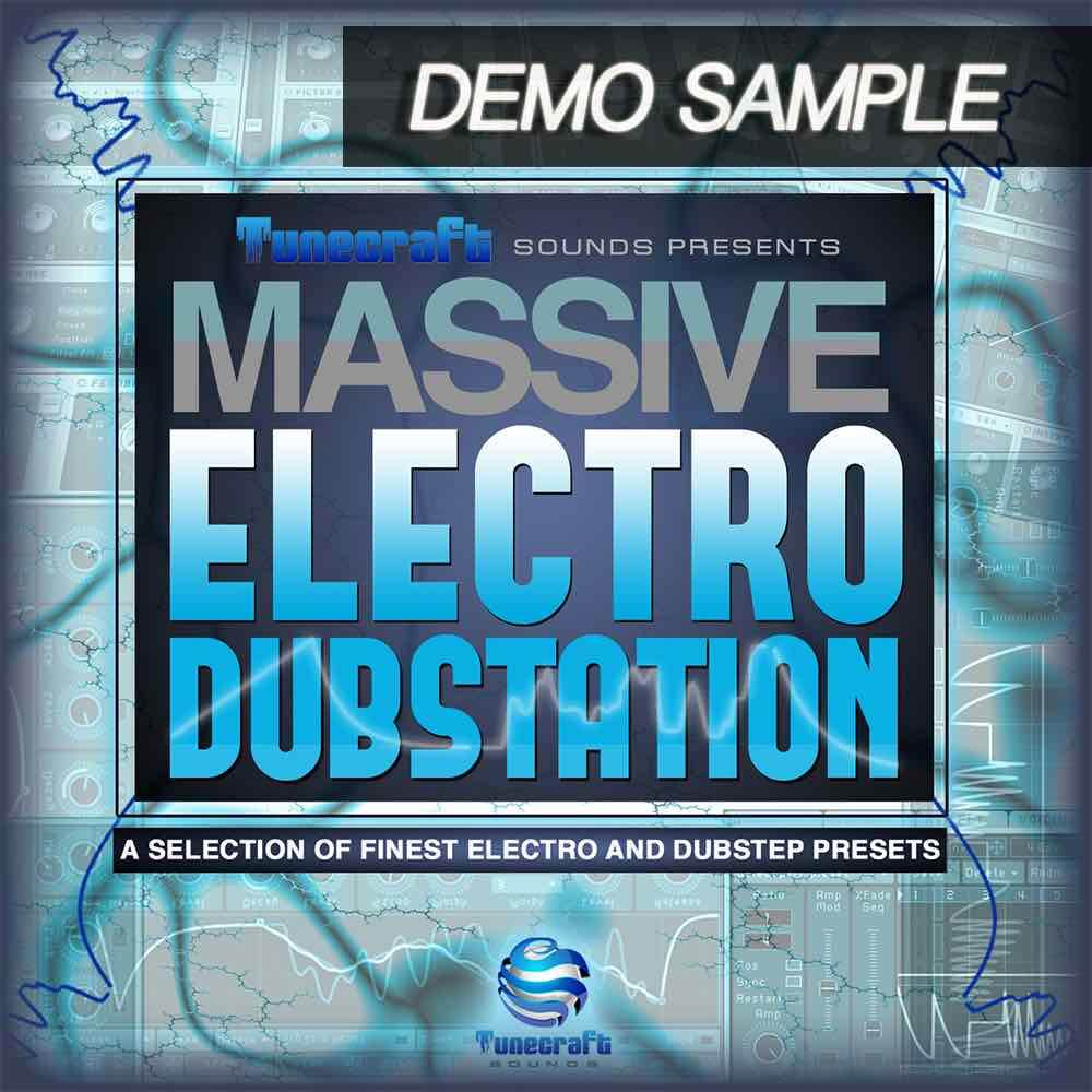 Electro Dubstation Demo - Free Massive Presets