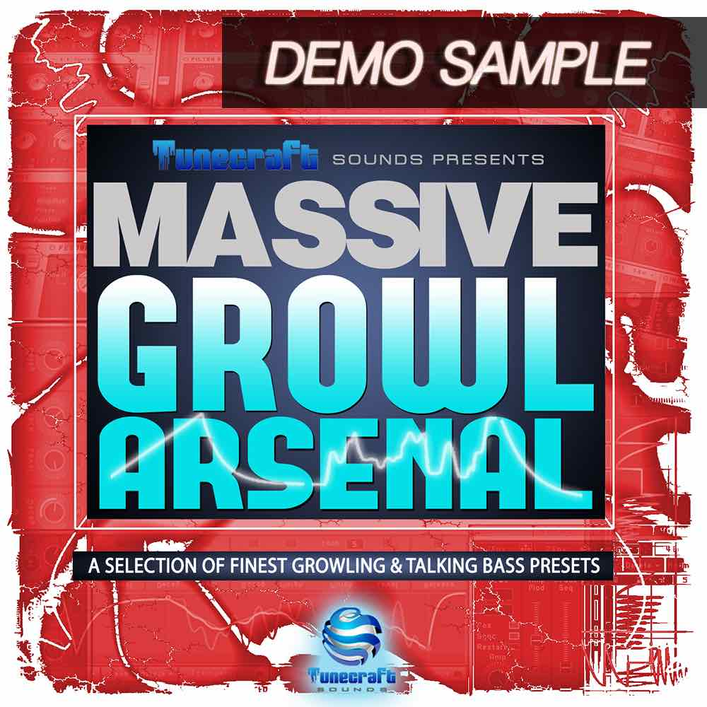 Massive Growl Arsenal Demo - Free Massive Presets
