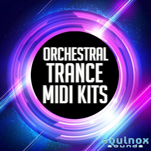 Orchestral Trance MIDI Kits