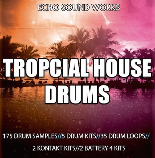 Tropical House Drums