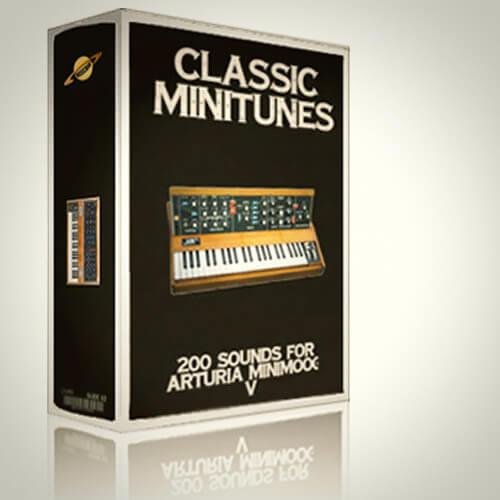 Classic Minitunes: Arturia Mini V Presets