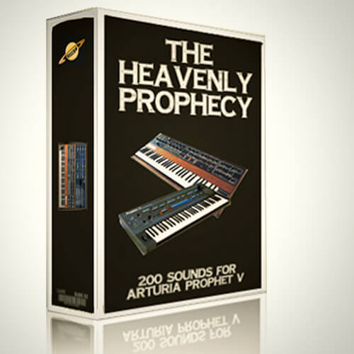 The Heavenly Prophecy: Arturia Prophet V Presets