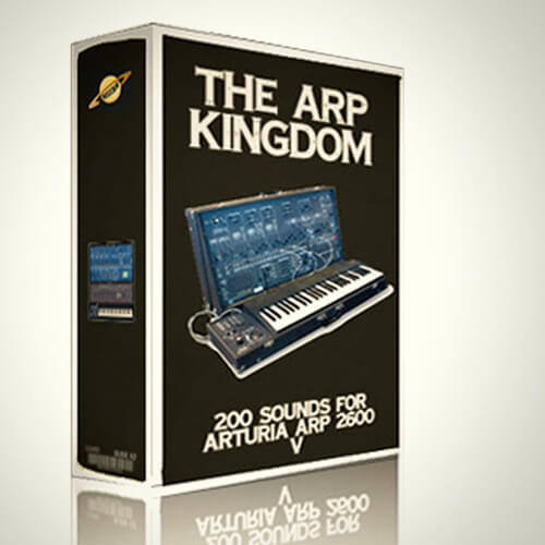 The Arp Kingdom: Arturia Arp2600 V Presets