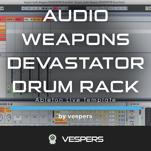 Audio Weapons Devastator Drum Rack
