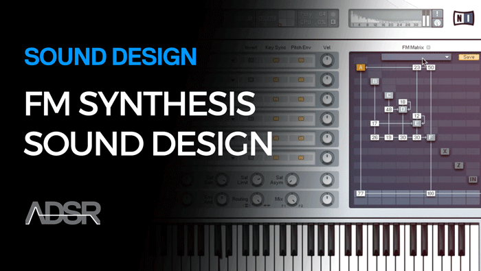 Functional Sound Design - FM Synthesis
