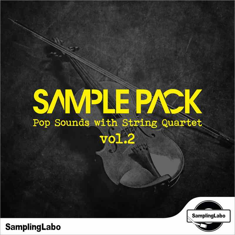 PopSounds with StringQuartet - Vol.2