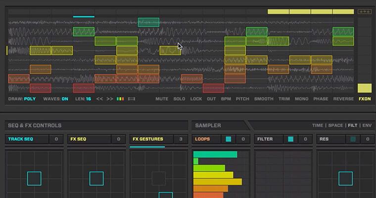 Resampling Audio Techniques - ADSR