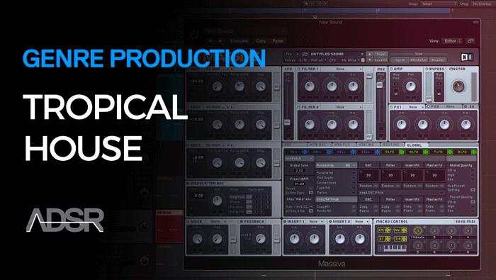 Tropical House Production Course