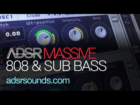 808 & Sub Bass Tips and Tricks