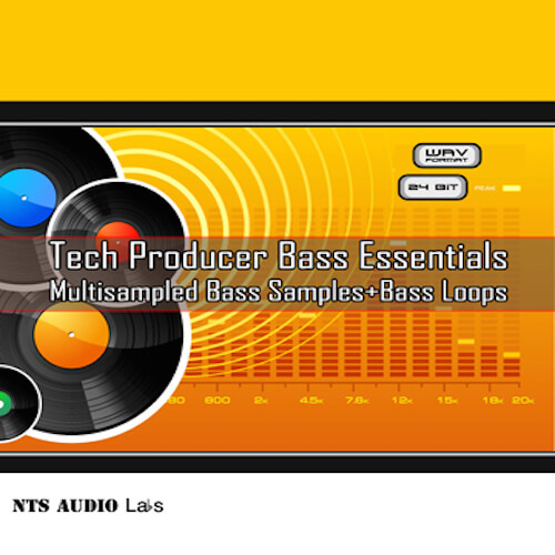 Tech Producer Bass Essentials