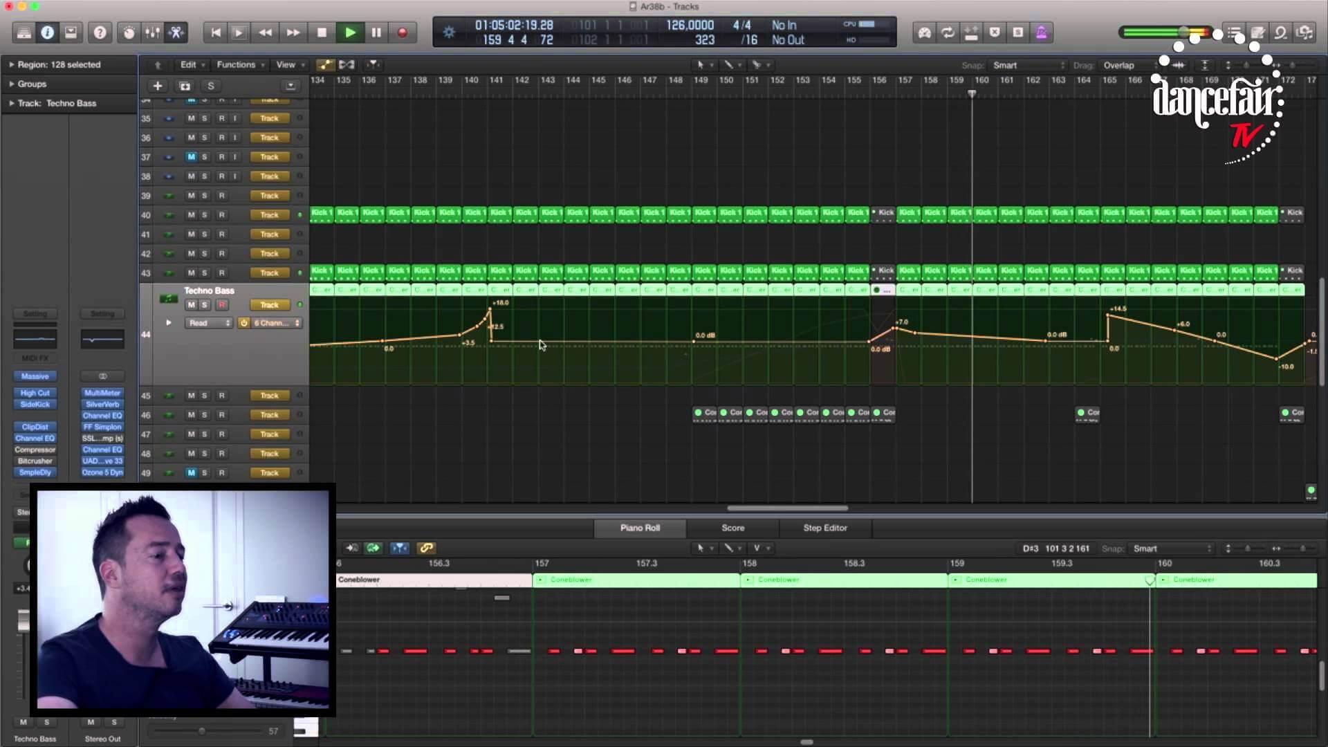 How to produce Sander van Doorn - Oh, Amazing Bass