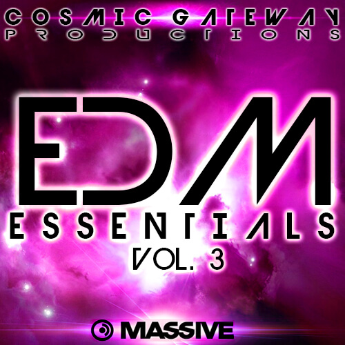 EDM Essentials Vol. 3