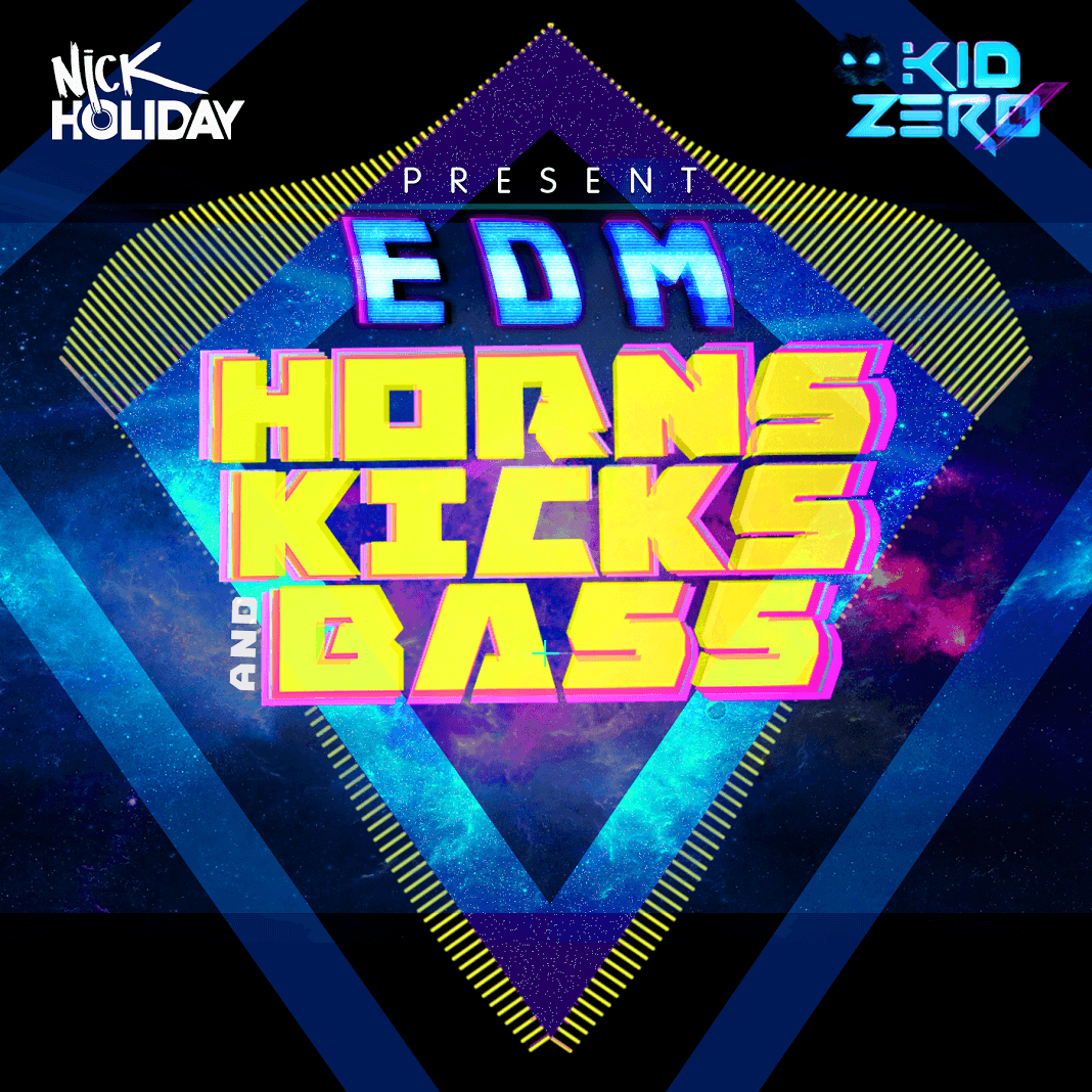 EDM: Horns, Kicks and Bass