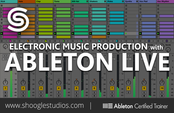 Electronic Music Production with Ableton Live 9